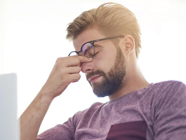 Focus sulla secchezza oculare